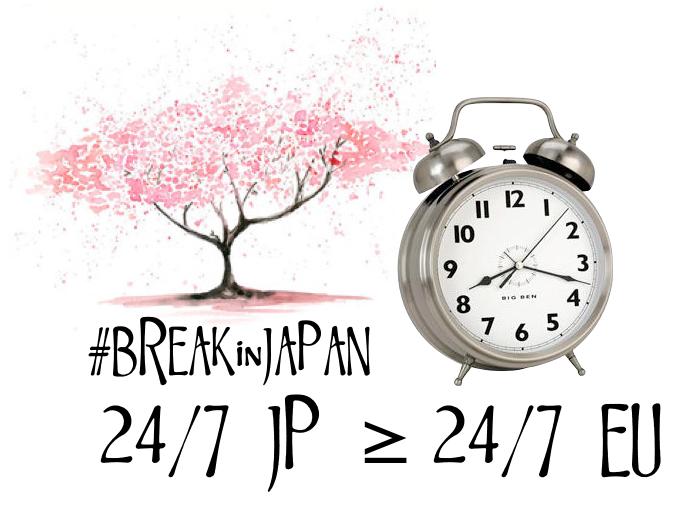 #BREAKinJAPAN part 1: 24/7 JAPAN vs 24/7 EUROPE