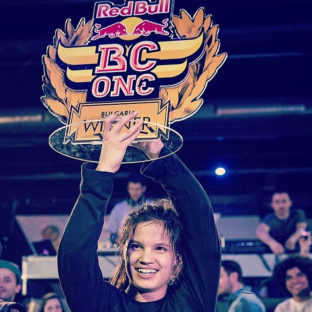 Bgirl Queen Mary wins Red Bull BC One Bulgarije Cypher!