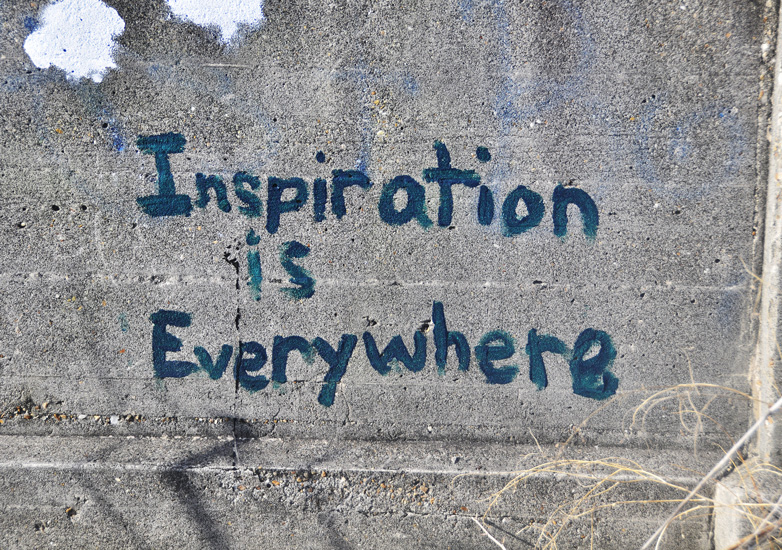 Who are your inspirations?