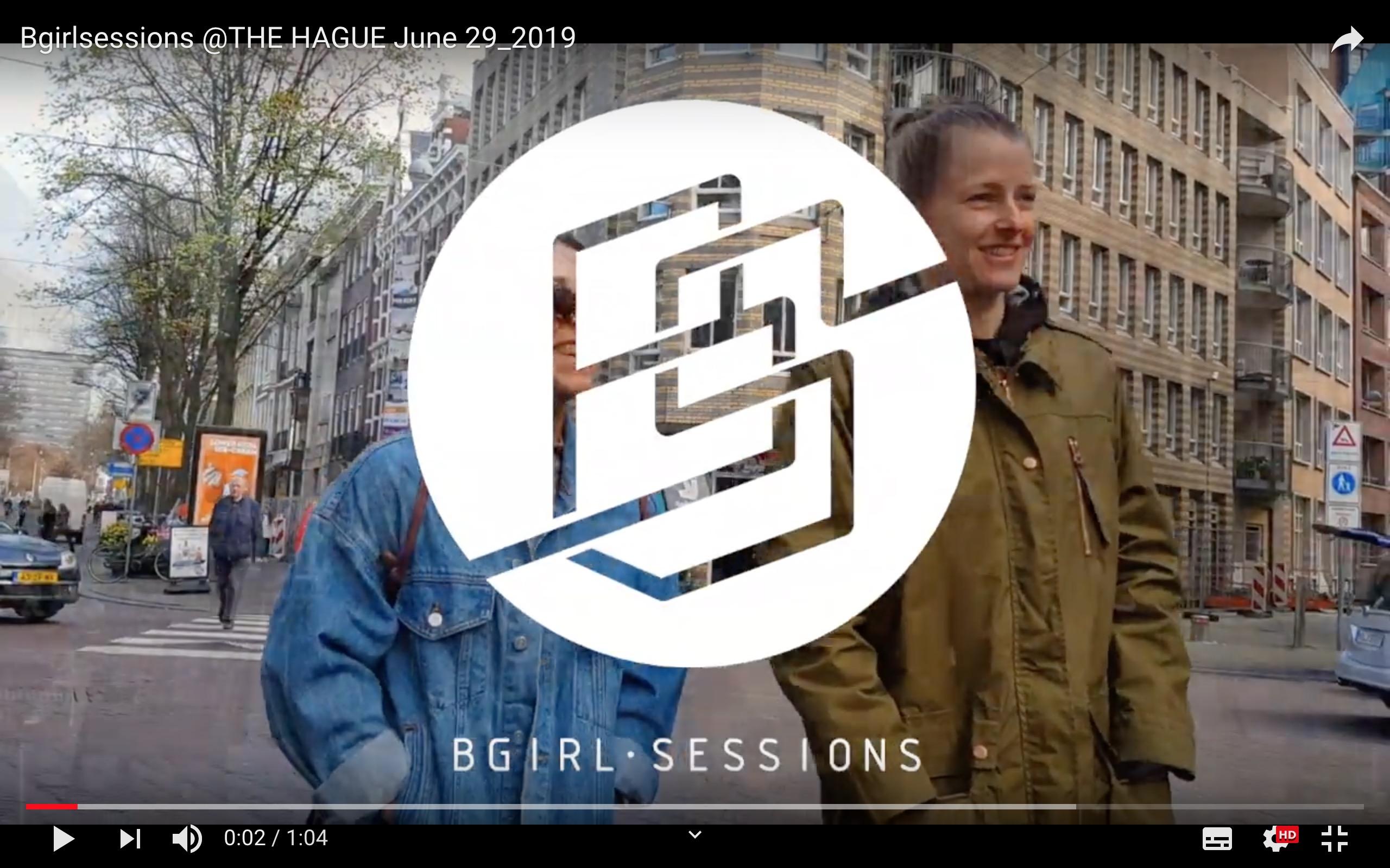Bgirlsessions@The Hague