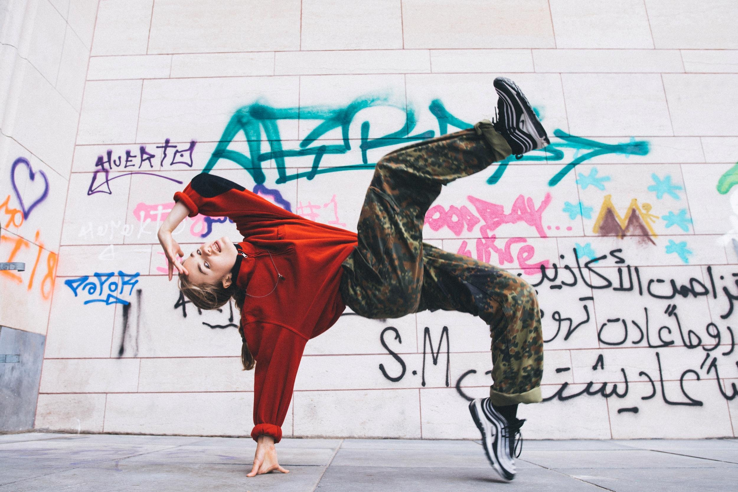 Mad Max reveals her secrets – interview with bgirl Maxime about getting to the top
