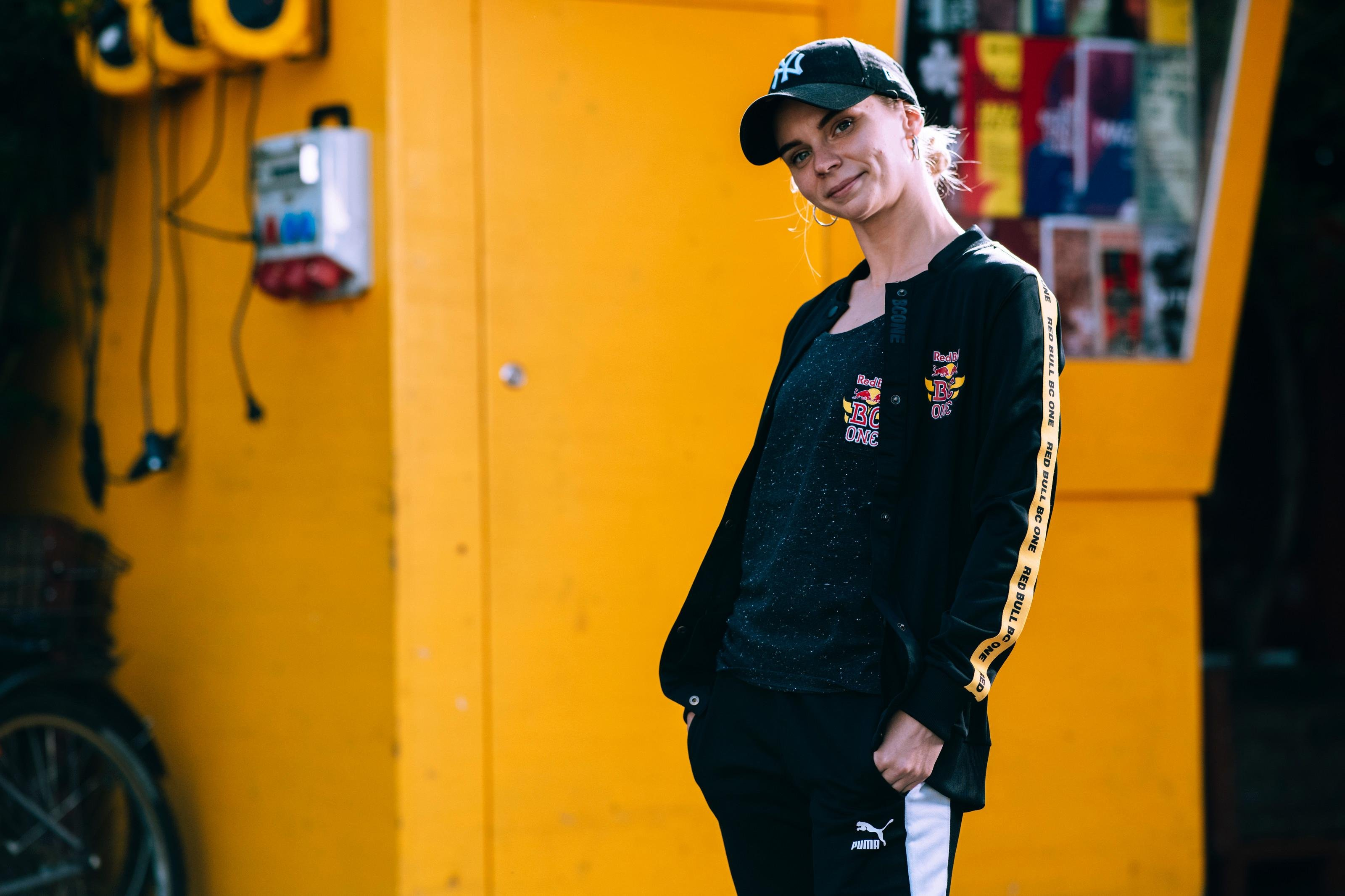 Bgirl Mess – winner of the Red Bull BC One Holland Cypher