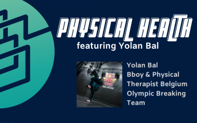Therapy Thursday featuring Yolan Bal – physical therapist of the Belgian Olympic Breaking Team
